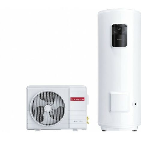 Chauffe eau Thermodynamique Nuos Split Inverter WIFI 150L. - ARISTON 3069755