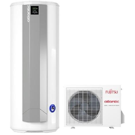 chauffe eau thermodynamique split CALYSPO 270L ATLANTIC inverter