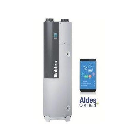 Chauffe eau thermodynamique VMC T.Flow Hygro+