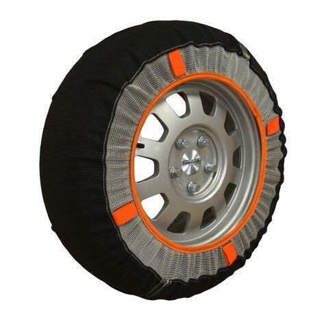 Chaussettes neige textile pneus 195/60R14