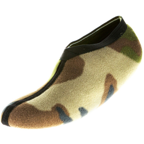 Chaussons polaire - Camouflage - 44-46