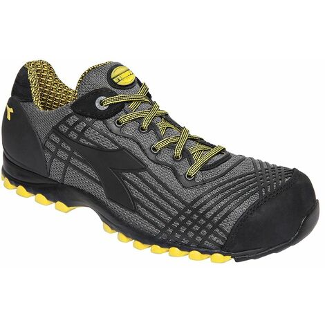 Chaussure de sécurité basse Beat II DIADORA - textile noir - T.45 - 701.175299.80013.45