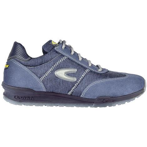 S1p Basse Cofra Chaussure De Brezzi Sécurité tsrdxChQ