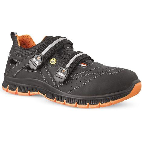 Chaussure de sécurité basse de type sandale Jalbreak SAS ESD S1P SRC - Jallatte - JNU21