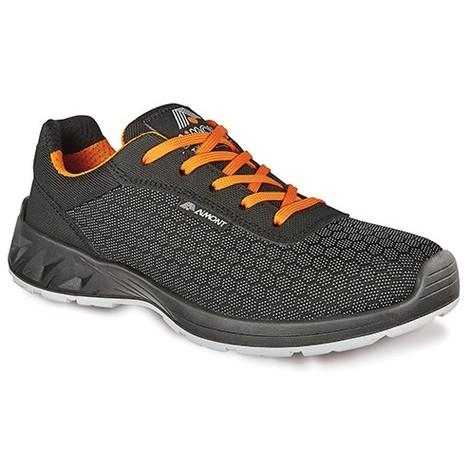 info pour 016da d1c2c Chaussure de sécurité basse de type urban sport HAVOC S3 SRC - DM20184 -  Aimont - Noir / Orange - 44 - taille: 44