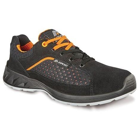 fbb6a722c5e3b7 Chaussure de sécurité basse de type urban sport HENLEY S1P SRC - DM20046 -  Aimont