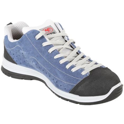 magasin en ligne dc6df 2ec66 Chaussure de sécurité basse FTG Carving S1P SRC