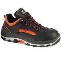 b6e5d5b09d09 Chaussure de sécurité basse Lemaitre MAMBO S3 CI SRC Noir / Orange