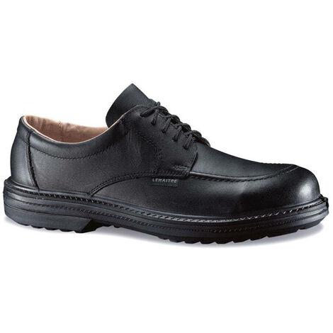 Chaussure de sécurité basse Lemaitre S3 Sirius SRC 100% non métallique Noir 42