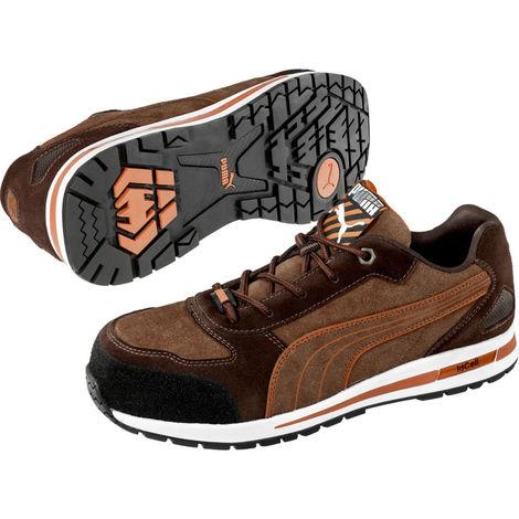 Chaussure de sécurité basse Puma 100% non métallique Barani Low S1P SRC