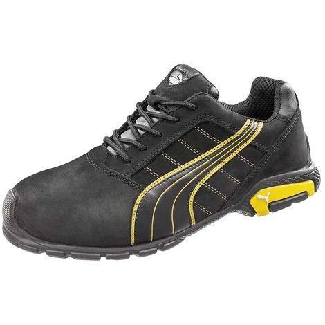 Chaussures de sécurité Puma Basket de travail Safety shoes