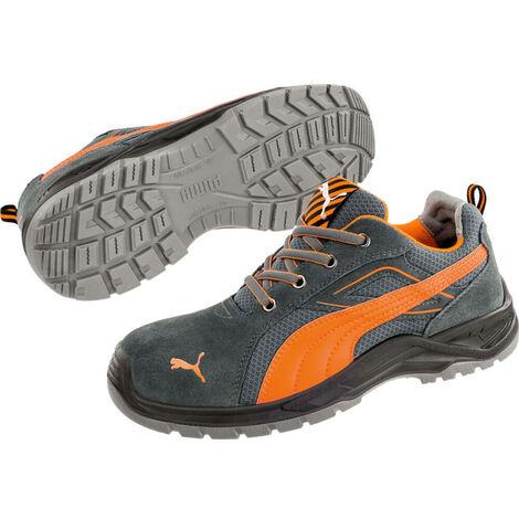 Chaussure de sécurité basse Puma Omni Orange Low S1P SRC