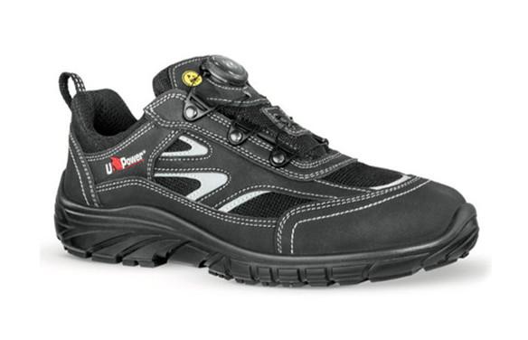 0b235e5b7624 Chaussure de sécurité basse WHEEL S1P SRC ESD - BOA - U-Power - Noir - 46 -  taille: 46 -