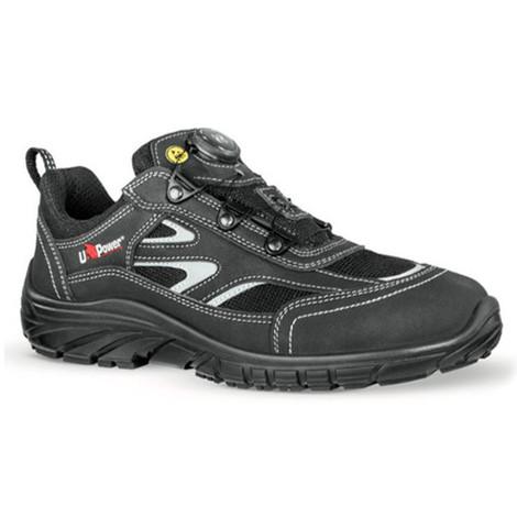 7643045c928d Chaussure de sécurité basse WHEEL S1P SRC ESD - BOA - U-Power - Noir - 46 -  taille: 46