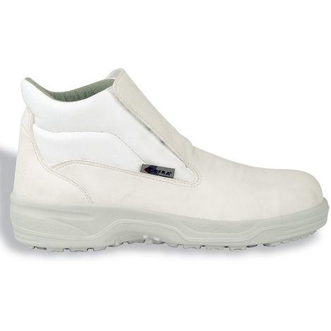 Chaussure de sécurité blanche Cofra New Lamar S2 Blanc 39