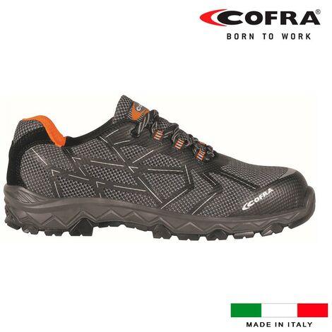 Chaussure de sécurité Cofra Cyclette Black S1 P SRC Taille 45