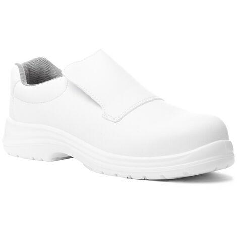 Chaussure de sécurité cuisine Coverguard Okenite S2 SRC Blanc