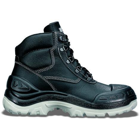 Chaussure de sécurité Femme Alpha S3 SRC noir Noir 38 - Noir