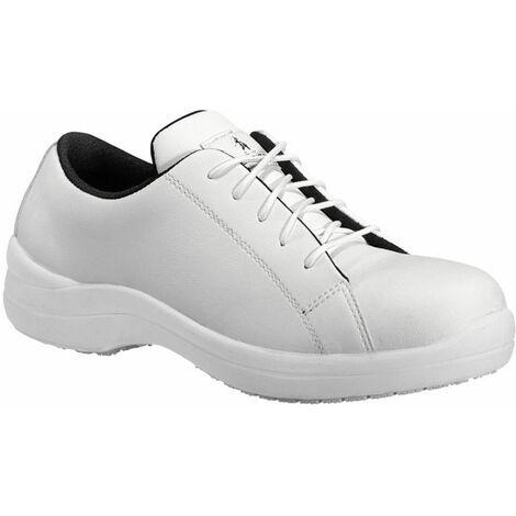 Chaussure de sécurité femme basse Lemaitre S3 Alba SRC Blanc 42