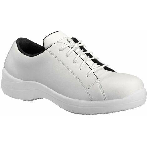 Lemaitre Src De Femme 43640 Blanc Chaussure Sécurité 38 S3 Basse Alba zqSGVUMp