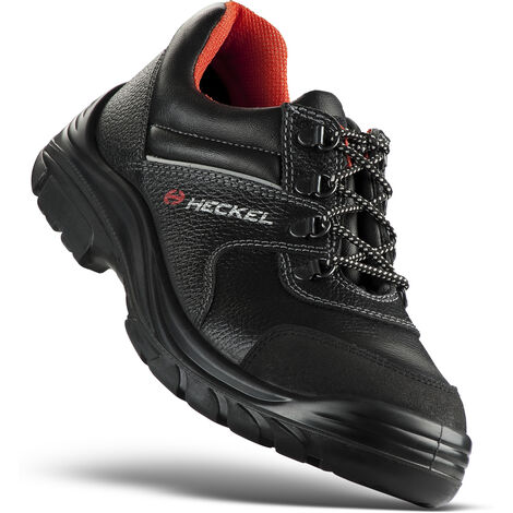 Chaussure de sécurité femme cuir basse Focus Heckel