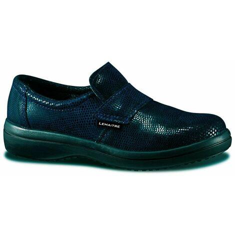 Chaussure de sécurité femme Lemaitre Marine S2 SRC Noir
