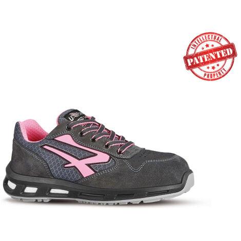Chaussure de securite femme Redlion cherry S1P SRC Pointure 37 UPOWER