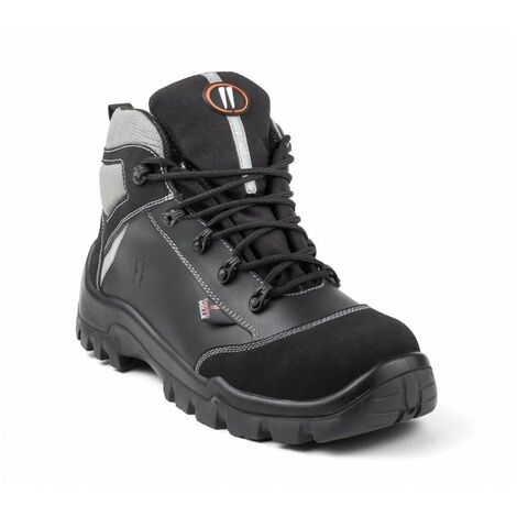 Chaussure de sécurité GASTON MILLE Hot Pepper S3 AN HI CI SRC - Taille 46 - GPHG3
