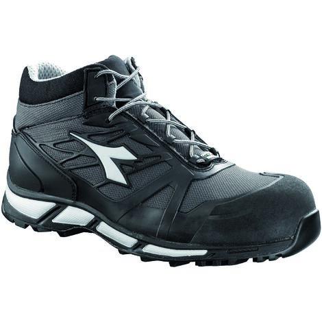 Chaussure de sécurité haute diadora d-trail hi sra hro gris/noir taille 48 -170966c4664-48 - taille - 48 - Gris/Noir
