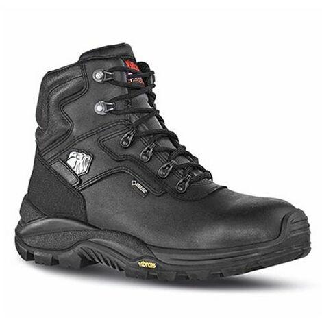 Chaussure de sécurité haute DROP GTX S3 SRC WR HRO HI CI GORE TEX U Power Noir 43 taille: 43
