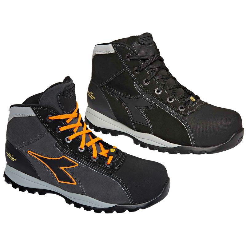 Chaussures de sécurité Glove Tech Low Pro Diadora Utility GEOX S3 ESD