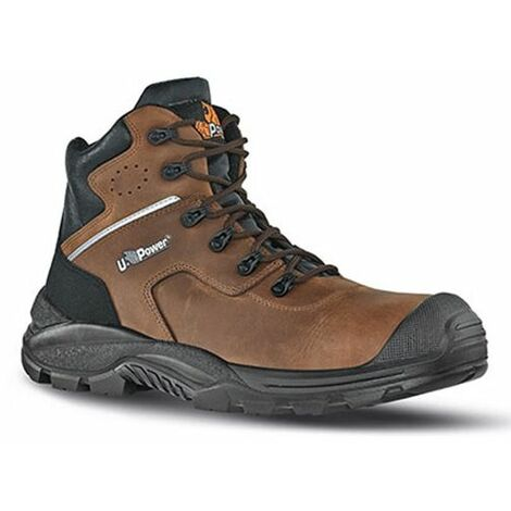 Chaussure de sécurité haute GREENLAND UK S3 SRC - ROCK AND ROLL - U-Power