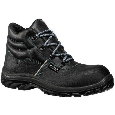 Chaussure de sécurité haute Lemaitre S3 Bluefox SRC Noir 41