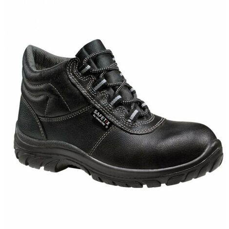 Chaussure de sécurité haute Lemaitre S3 Speedfox SRC 100% non métallique Noir 44