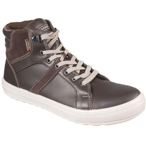 """main image of """"Chaussures de sécurité marron - Vision - Parade"""""""