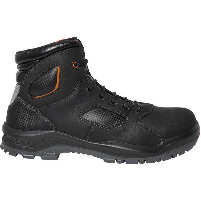 Chaussure de sécurité haute TREYK noire S3 SRC PARADE plusieurs modèles disponibles