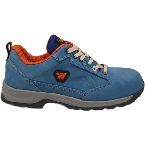 Chaussure de sécurité légère et souple Syron bleu S3 SRC Bleu 38 - Bleu