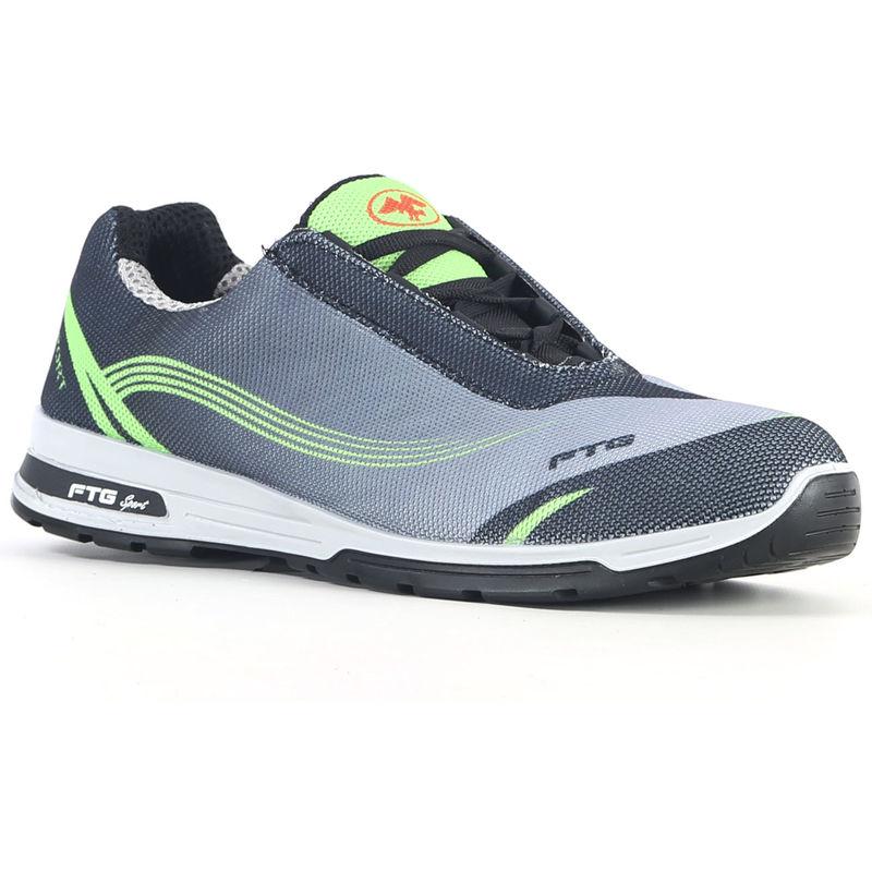 taille 40 9b75d 40b46 Chaussure de sécurité legere FTG Golf S1P SRC ESD