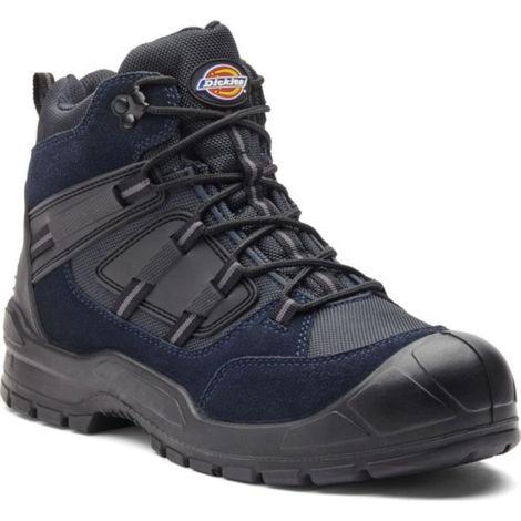 Chaussure de sécurité montante Dickies Everyday Marine Noir