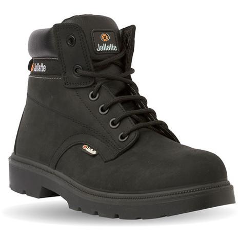 Chaussure de sécurité montante JALEREC SAS S3 SRC Jallatte Noir 35 taille: 35