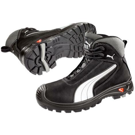 Chaussure de sécurité montante Puma Cascades Mid 100% non métallique S3 SRC