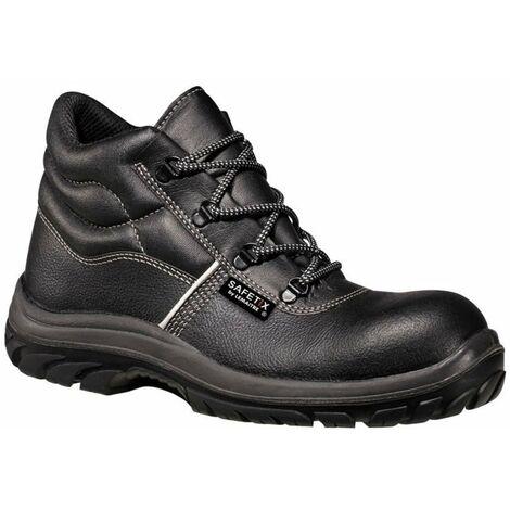 Chaussure de sécurité montantes Lemaitre S3 Nitfox SRC HRO Noir