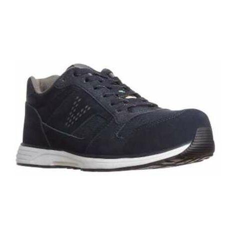 Chaussure de sécurité Retro Vismo - Homme - Bleu - Pointure 44 - Sélection Cazabox