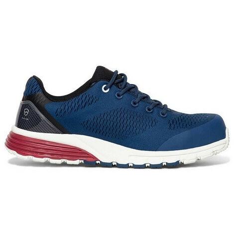 Chaussure de sécurité running SQUASH bleu S1-P SRC HRO PARADE - plusieurs modèles disponibles