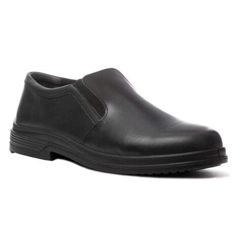 Chaussure de sécurité sans lacets Coverguard Jasper S3 SRC Noir 46