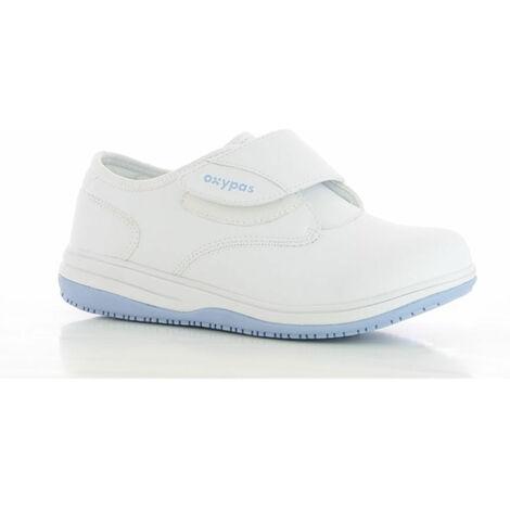 7a672a2668a174 Chaussure de travail femme Oxypas Emily ESD SRC Bleu Clair 36 - 39596