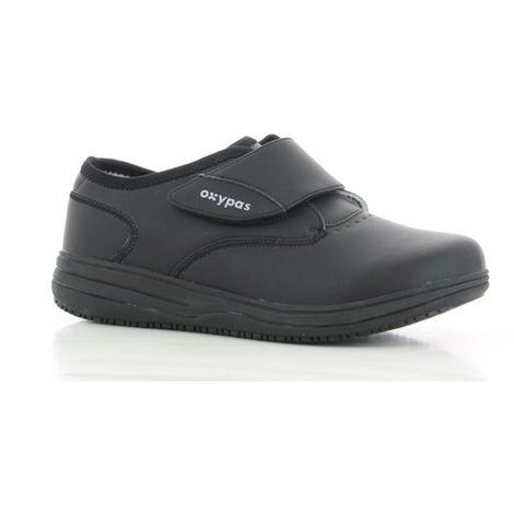 Chaussure de travail femme Oxypas Emily ESD SRC Noir