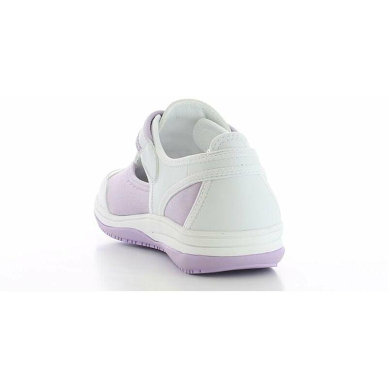 Chaussure Oxypas Src Candy Esd De Travail Mauve Clair nwNOP0k8X