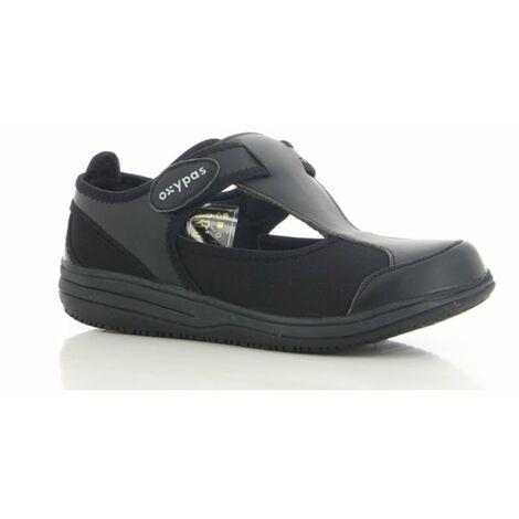 Chaussure de travail Oxypas Candy ESD SRC Noir
