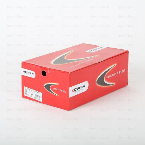 Chaussure sécurité basse Cofra New Nilo S1 P